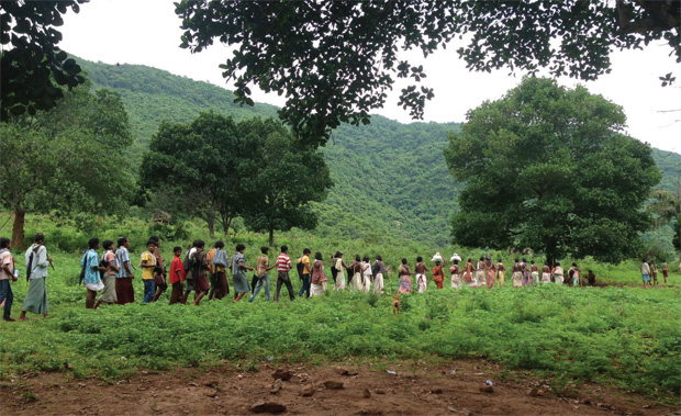 How long will the 'development' be at the cost of Adivasi lives? : the case of Bhadradri Power Plant
