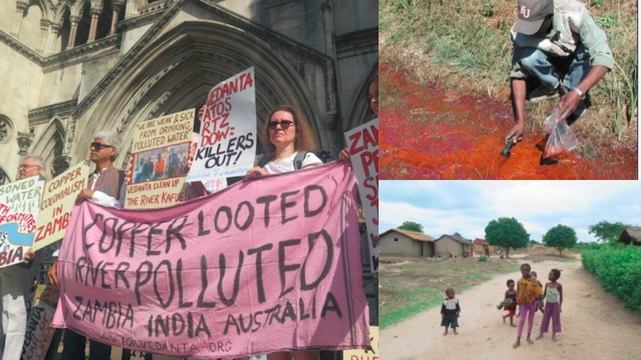 """Police this gateway"" – Full Report on London appeal hearing of Vedanta vs Lungowe"