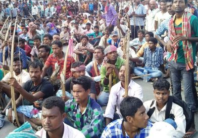 When Baduria and Basirhat burnt, Uttar Dinajpur rose in protests too against the rape of Adivasi women. Why did the media ignore this issue?