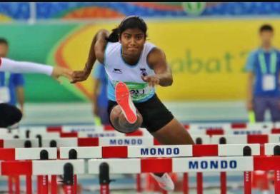 Purnima Hembram of Santhal tribe bags pentathlon gold for India at Asian indoor meet