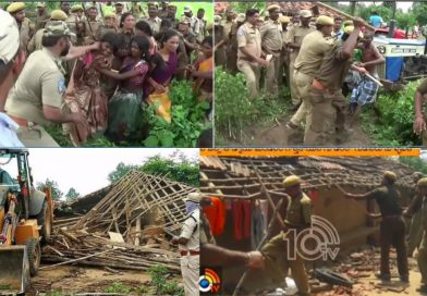 40 Families of Gothi Koya Tribe Rendered Homeless by Telangana Forest Department