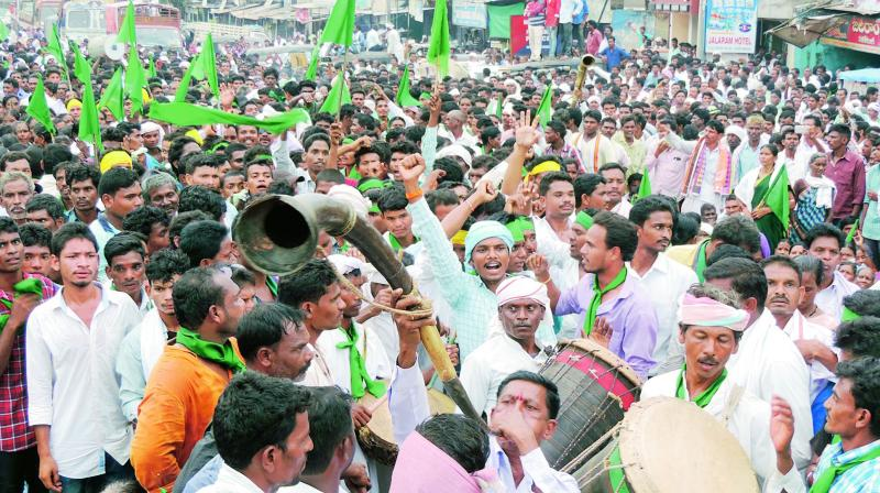 Asifabad: Adivasis want Lambadas off ST list, leaders released