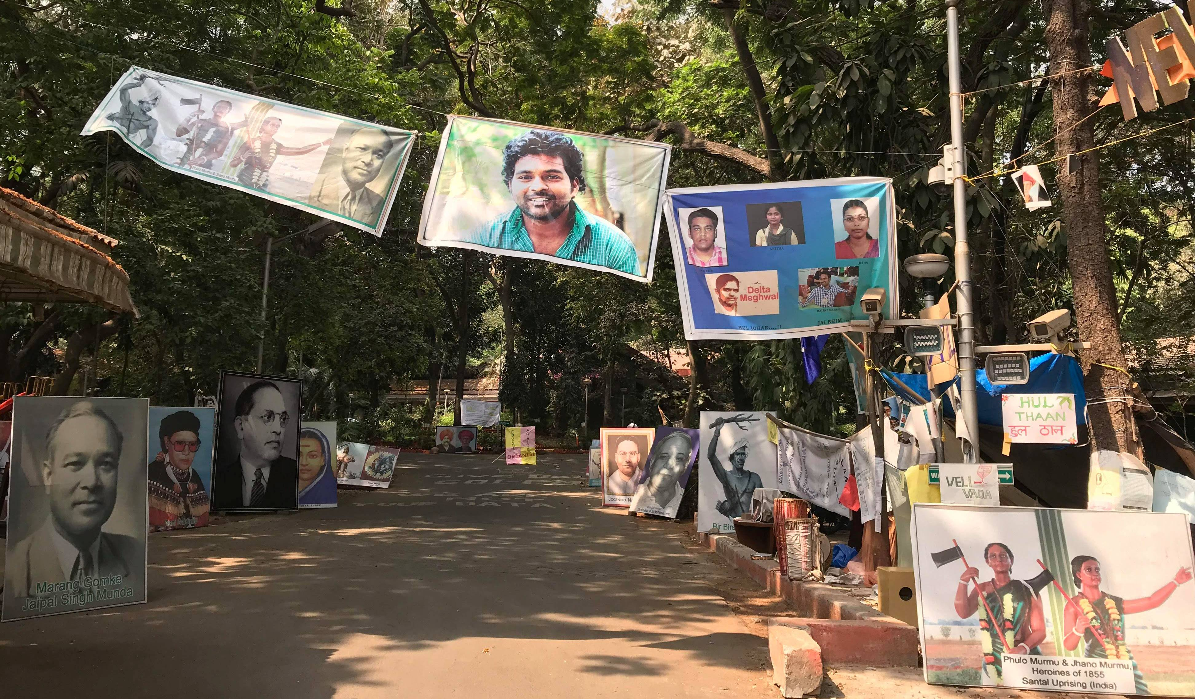 'Adivasi Student's Forum – TISS' demands for the Implementation of NCST recommendations