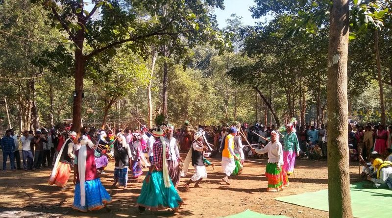 State's increasing presence in Adivasi Jatras of Gadchiroli: A photo essay