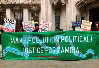 Zambian villagers win the right to sue Vedanta for pollution in UK court