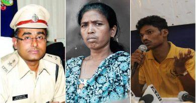 Accused of human rights violations, DIG Amresh Mishra to return to Bastar