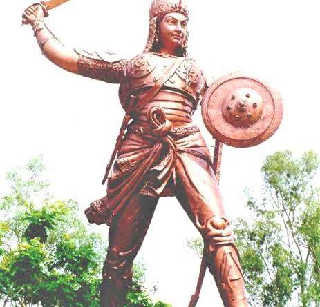 """गोंडवाना साम्राज्य की महान वीरांगना रानी दुर्गावती मडावी : डॉ सूर्या बाली """"सूरज धुर्वे"""""""