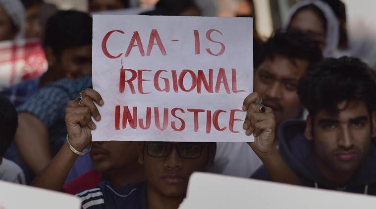 What do Adivasis have at stake in the resistance against CAA and NRC?
